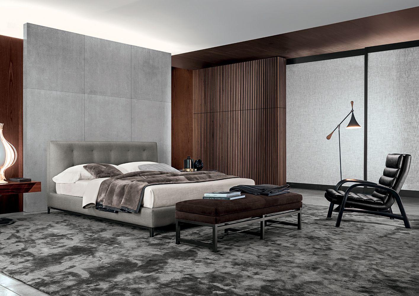 minotti ipad betten de andersen bed quilt home. Black Bedroom Furniture Sets. Home Design Ideas