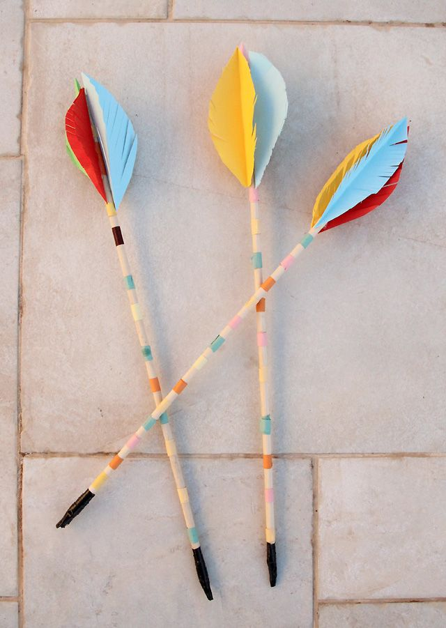 Lag B Omer Arrows Craft For Kids Or Mom Arrow