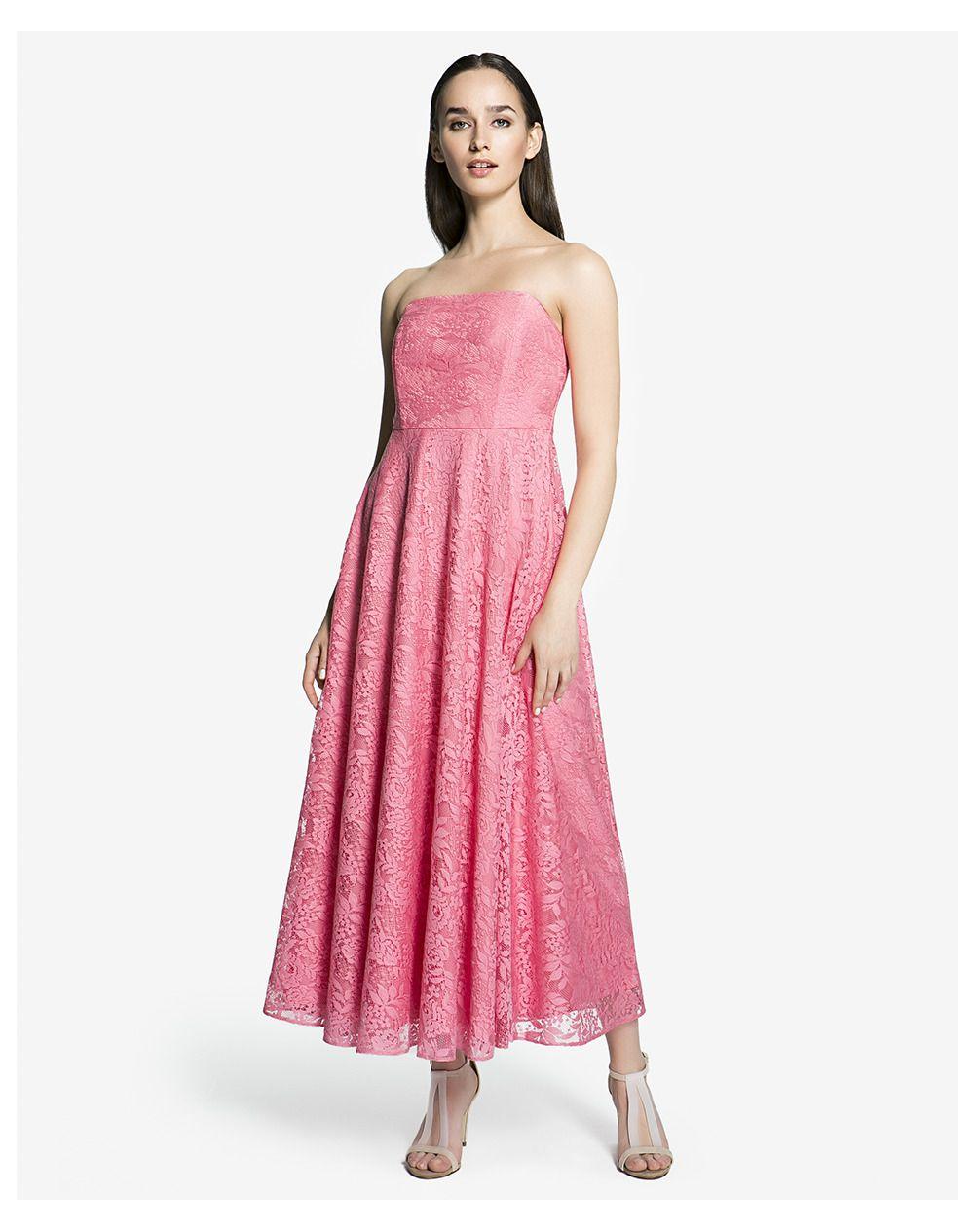Fiesta El corte inglés 69,95€ #fashion #lowcost #dresses #moda http ...