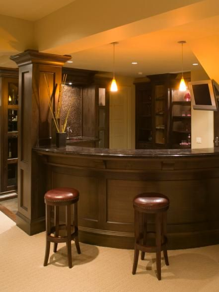 Great Room · Home Bar ...