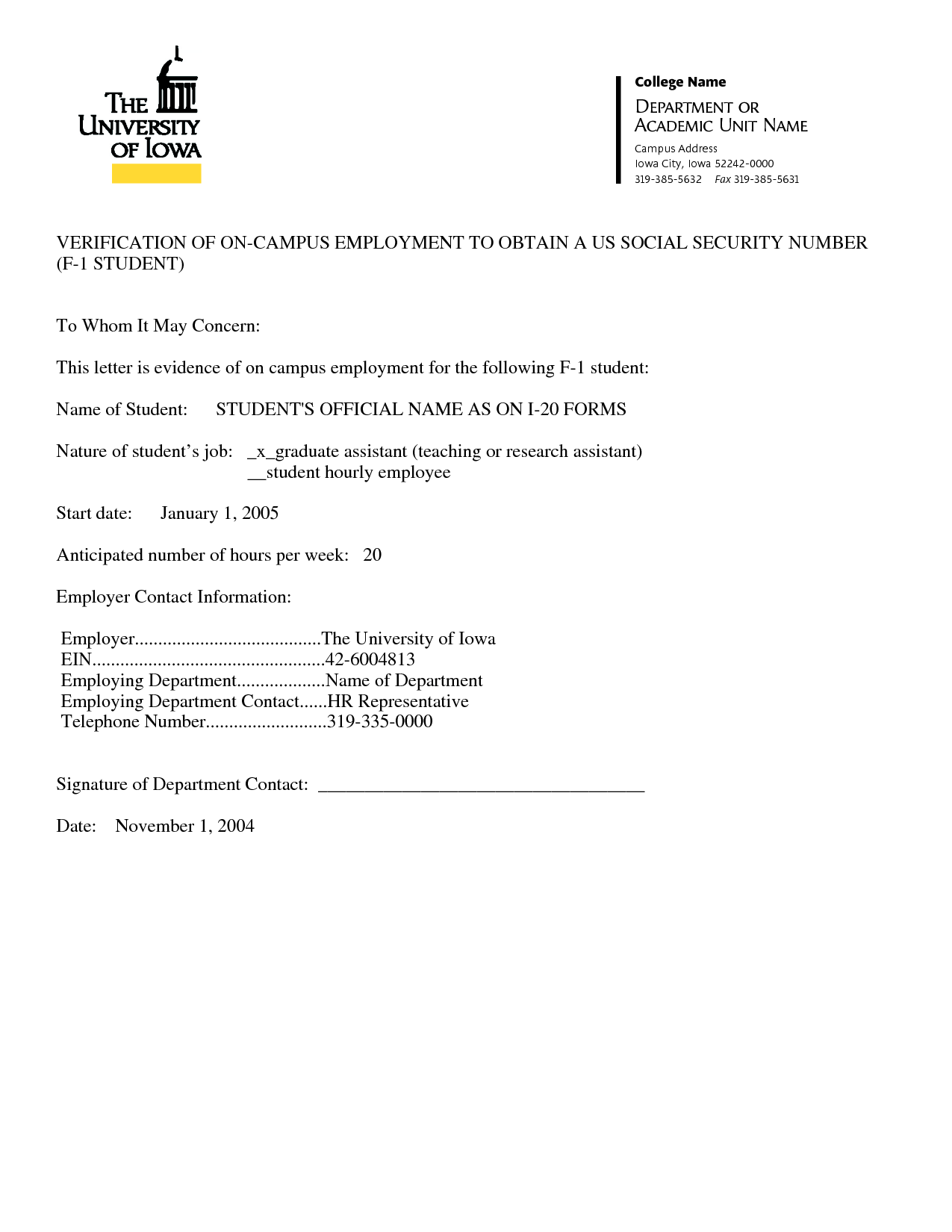 Letter Employment Template Free Seasonal Job Termination Employee
