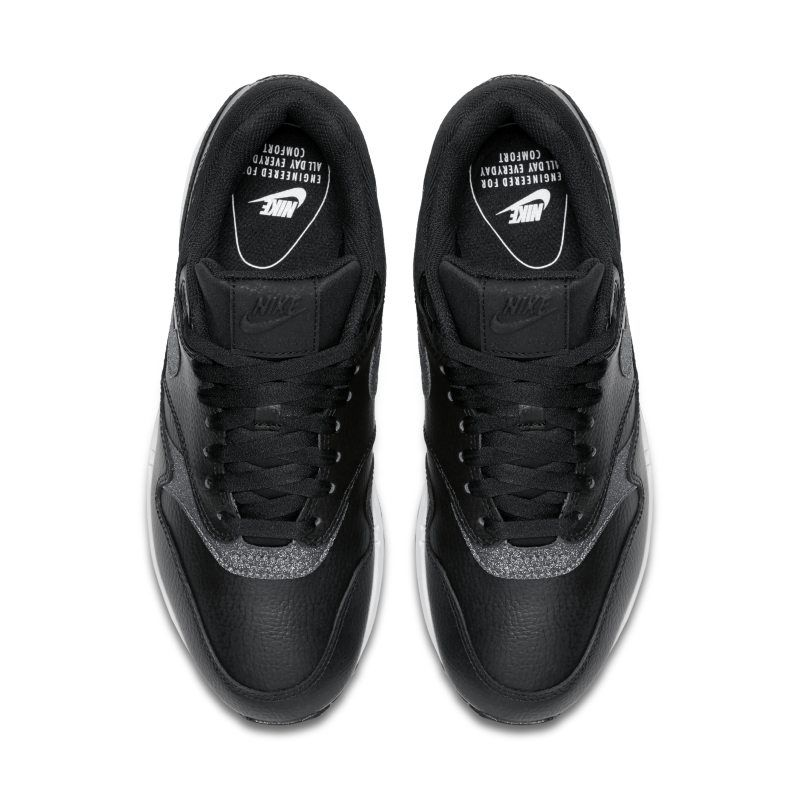 a2a64d56cd0a Nike Air Max 1 SE Glitter Women s Shoe - Black
