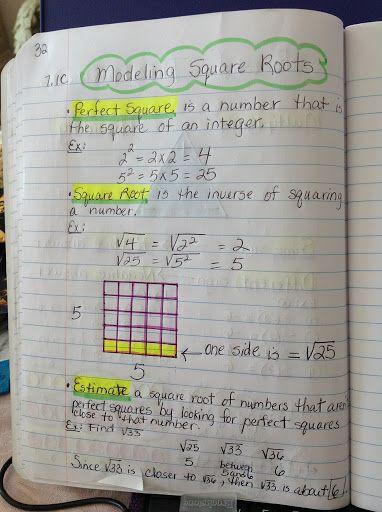 7th Grade Math Interactive Notebook - Maria Gonzalez - Picasa Web Albums