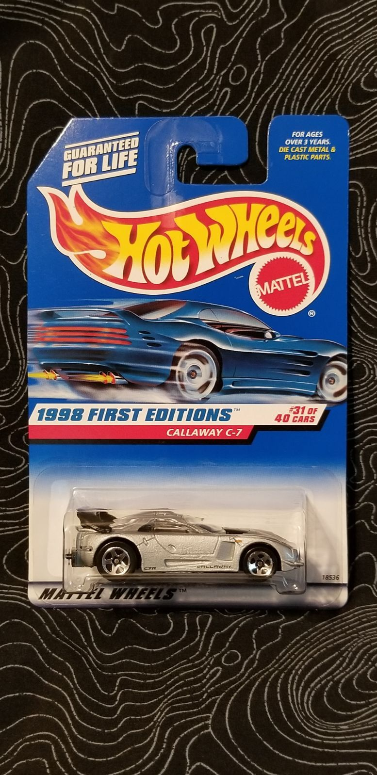 Hot Wheels 1998 First Editions Callaway C 7 Brand New And In Perfect Condition I Ship Fast Check My Profile For More Rar Hot Wheels Hot Wheels Cars Mattel