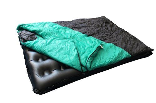 Water Warden Full Size Air Bed With Detachable Sleeping Bag Want Additional Info Click On The Affiliate Link Amaz Air Mattress Camping Air Bed Air Mattress