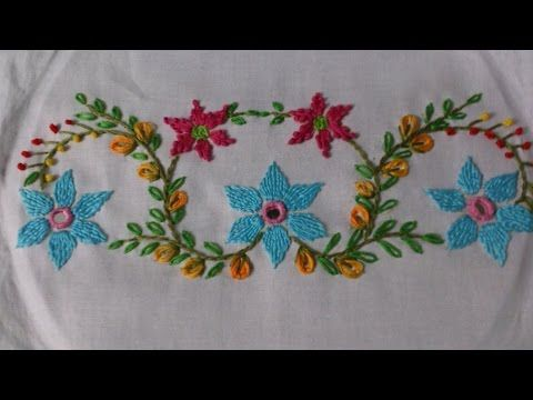 Toalla Bordada En Cintas Para Navidadembroidered Towel On Ribbons