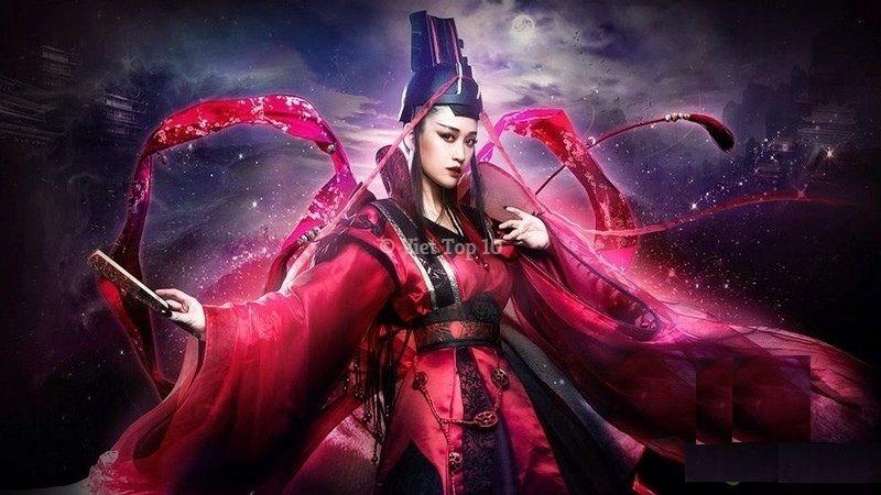 top 5 nhân vật có võ công cao nhất trong truyện kim dung - việt top 10 - việt top 10 net - viettop10