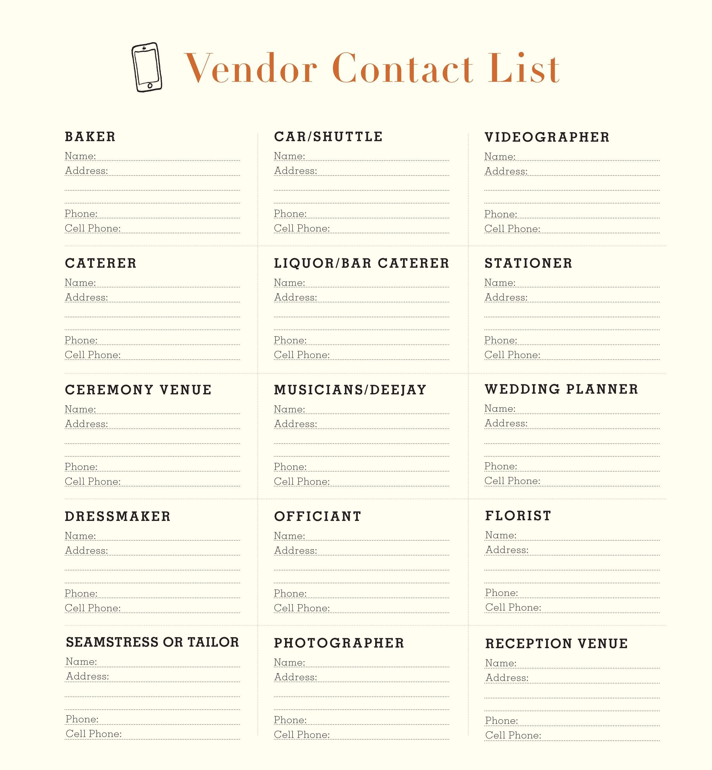 Unique Printable Wedding Planning Checklist Xls Xlsformat Xlstemplates Xlst Wedding Event Planning Wedding Coordinator Checklist Wedding Planning Checklist