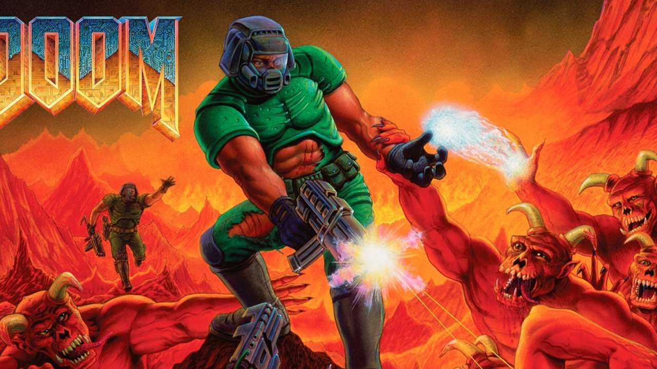 Doom 1, 2, And 3 Surprise Launch On Nintendo Switch, PS4