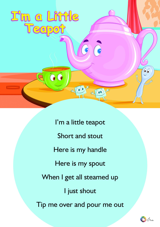 Top 10 Short Nursery Rhymes For Kids