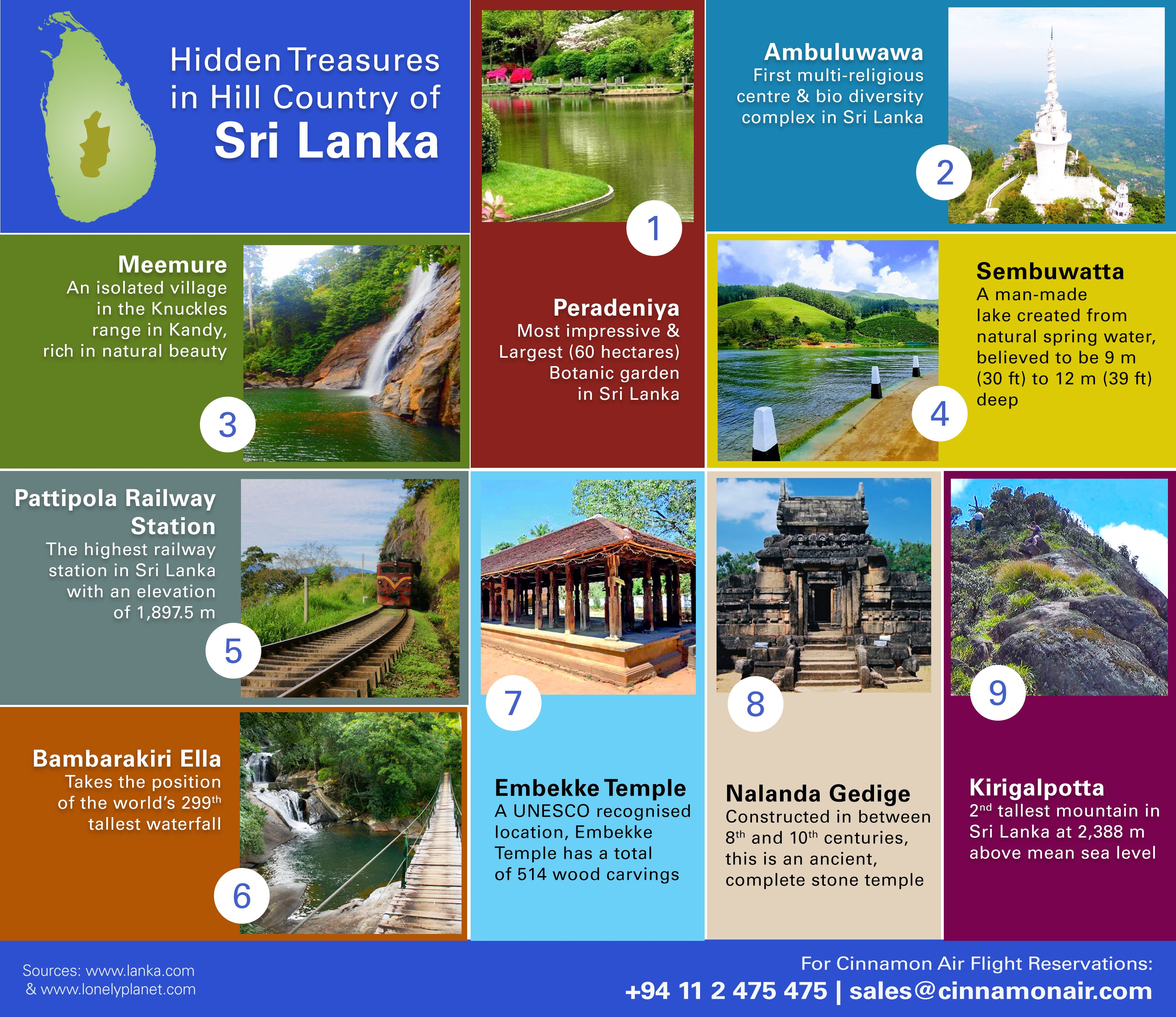 Hidden Treasures In The Hill Country Of Sri Lanka Taxi Service Natural Spring Water Sri Lanka