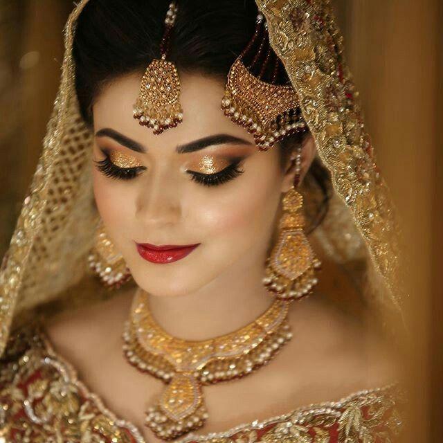 Pakistani bride by Natasha Salon | The Pakistani bride ...