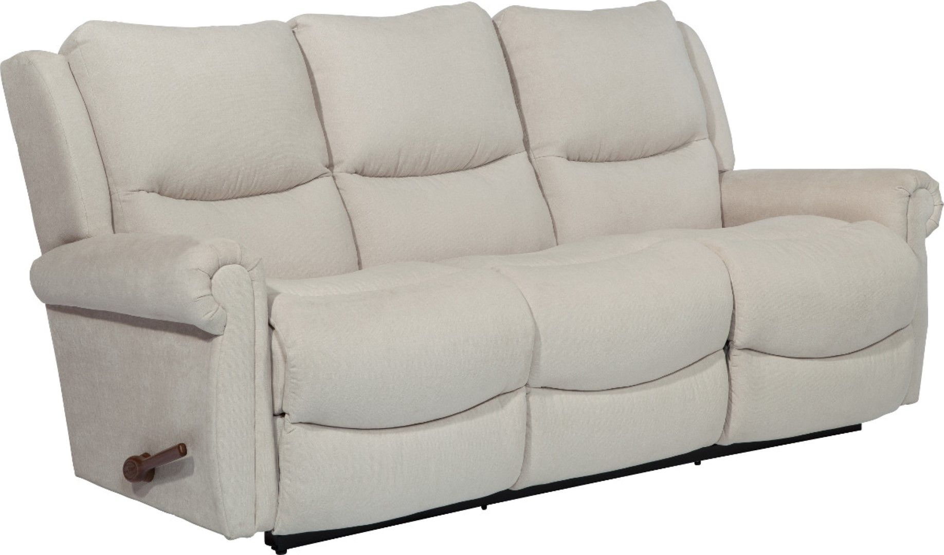 Furniture Lazyboy Sofas With The Handle To Adjust The Comfortable Position  For Sitting On The Bottom