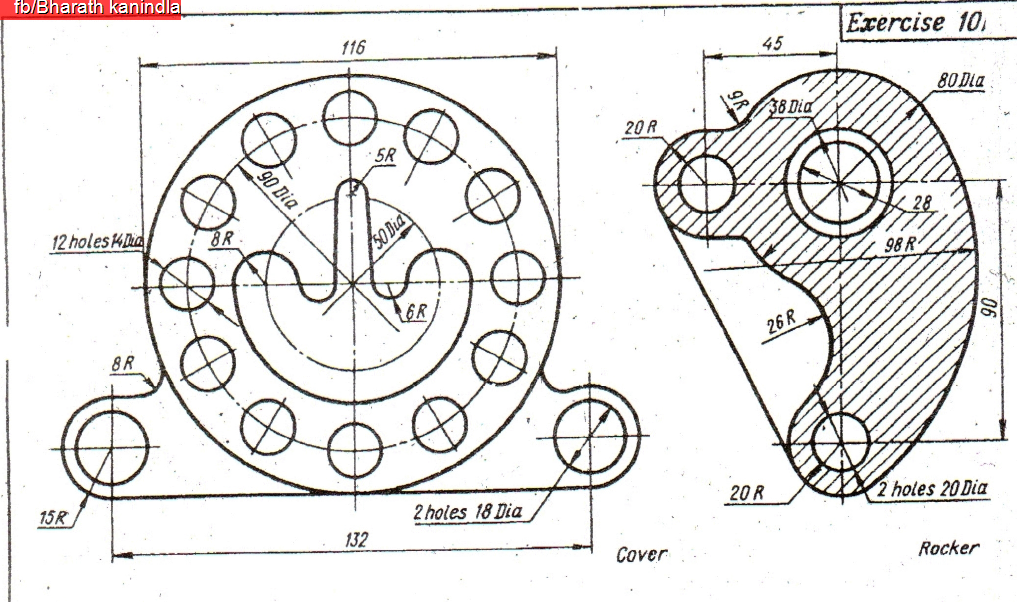 20 2d Practice Diagrams Free Downlaod
