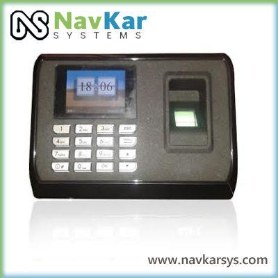 USB Based Biometric Fingerprint Time & Attendance System | No