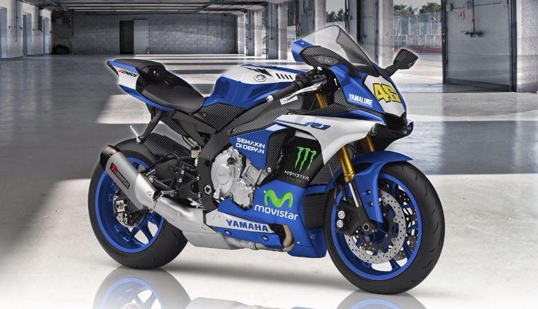 Marvelous Yamaha R1 FOX FIRE : ))))
