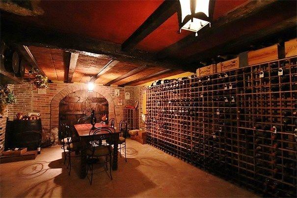 Vintage Wine Cellar u00bb Spanish Estate in Torrimar M12 Calle Patio Hls Guaynabo, Puerto Rico u00bb