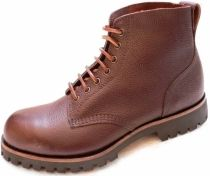 Click here to see a larger version of the 107F Brown Zug Grain Field Boot