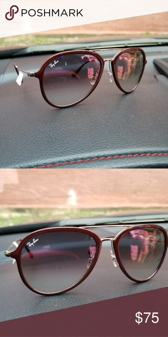 e730887920 Authentic Ray-Ban sunglasses! Rb 4298. 100% authentic. Ray-ban ...