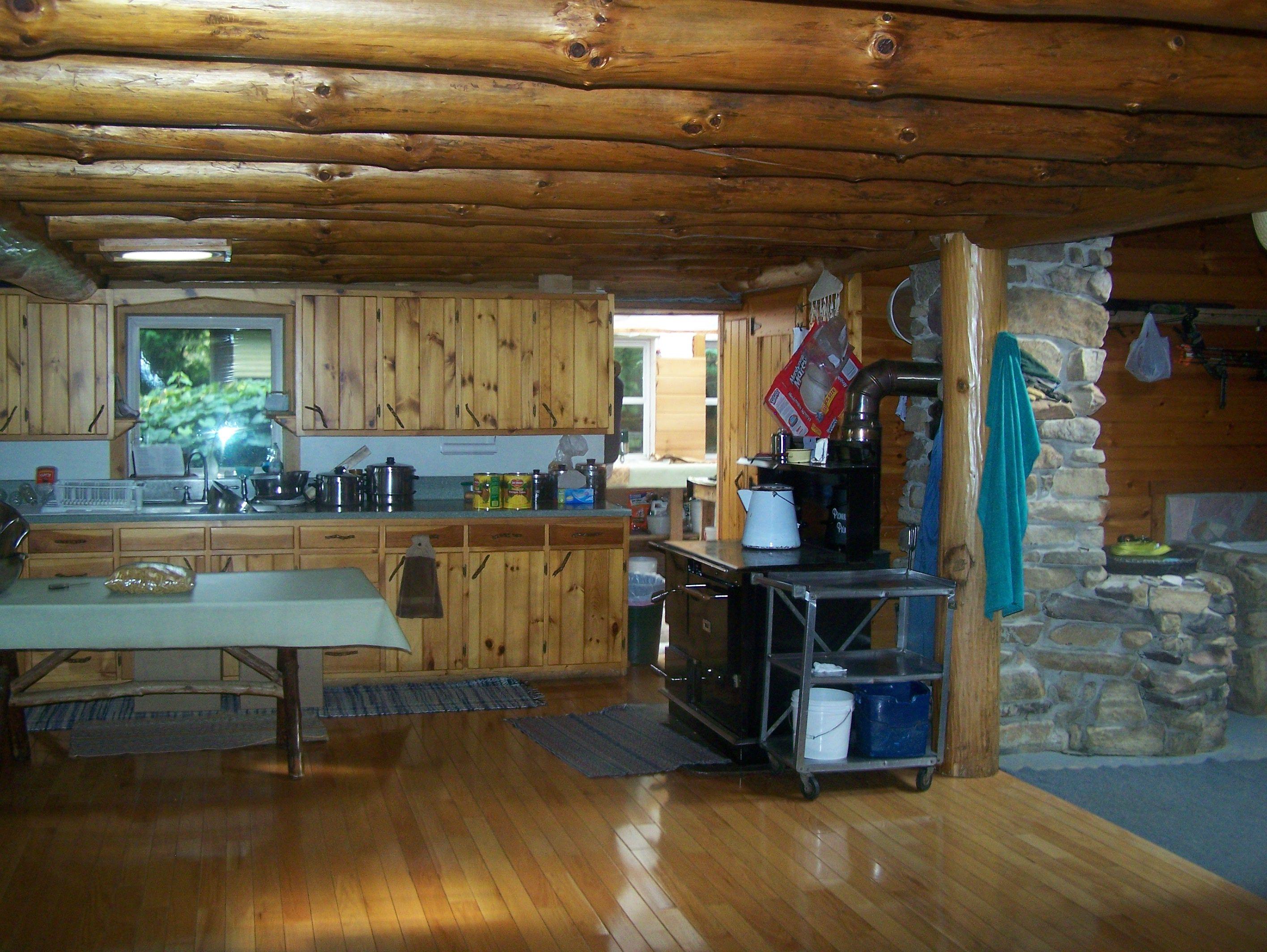 Inside The Bishops Home Living
