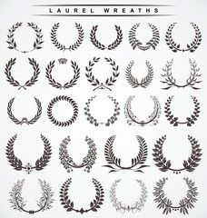 Laurel Wreaths Blason Tatouage Tatouage Couronne Et Tatouage