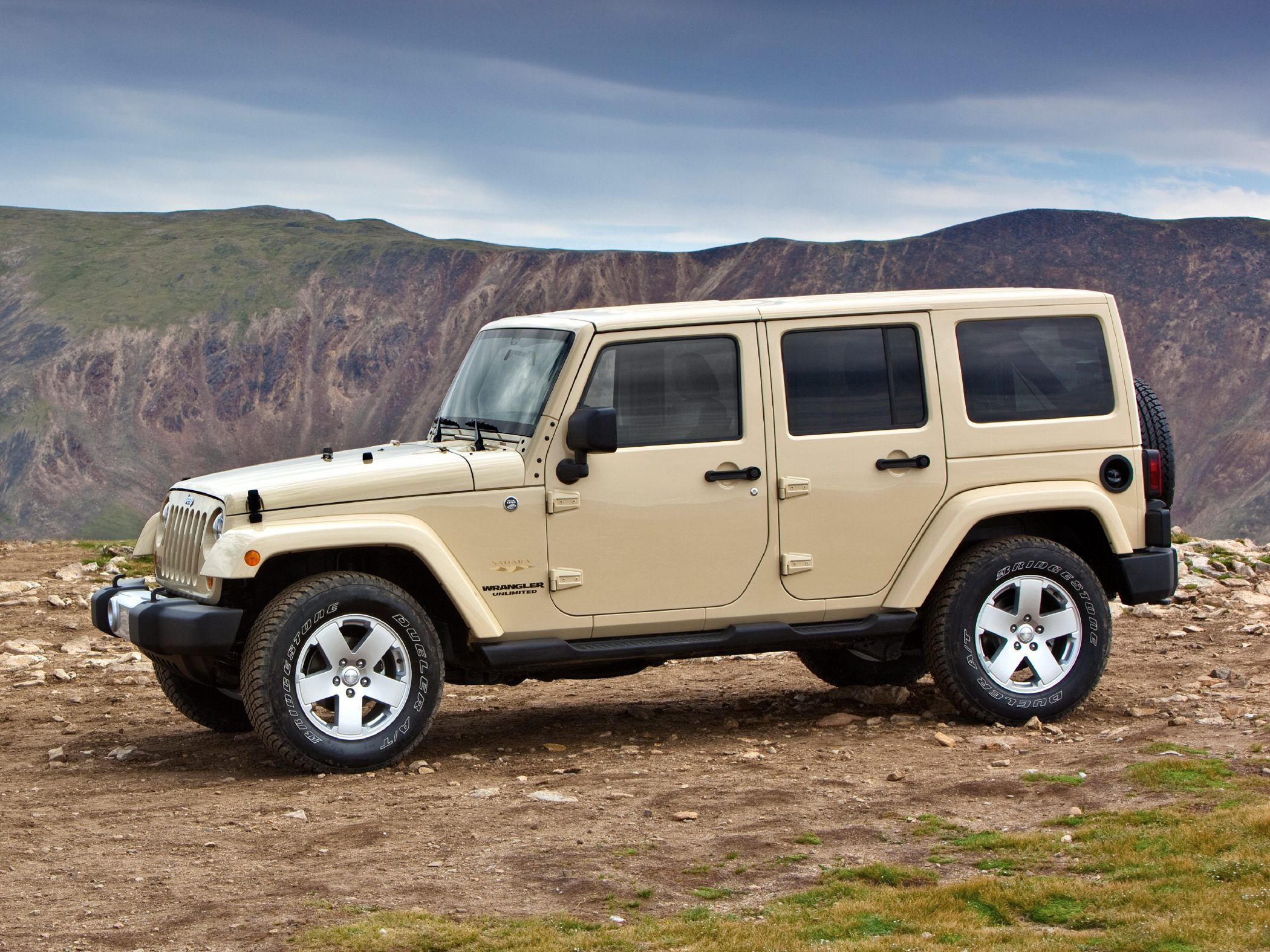 White Jeep Wrangler Unlimited Kind of wish I had this now