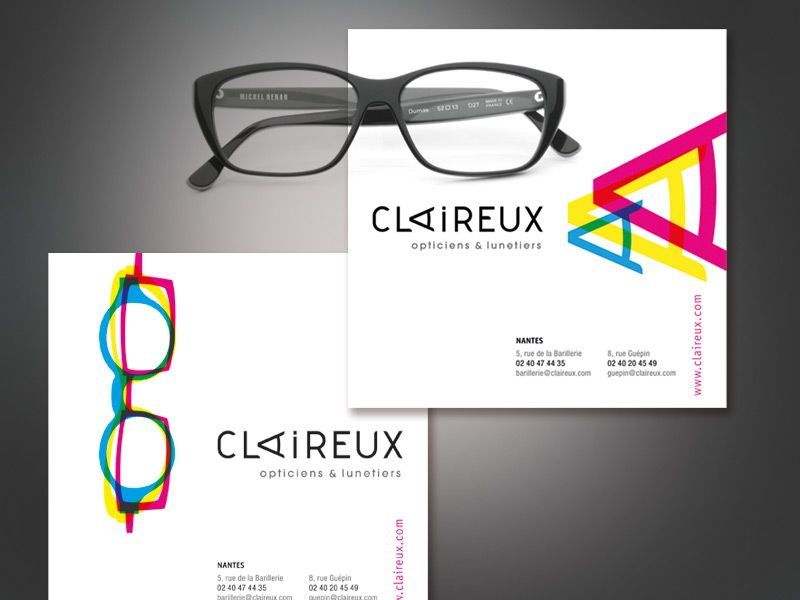 Claireux Opticiens Lunetiers
