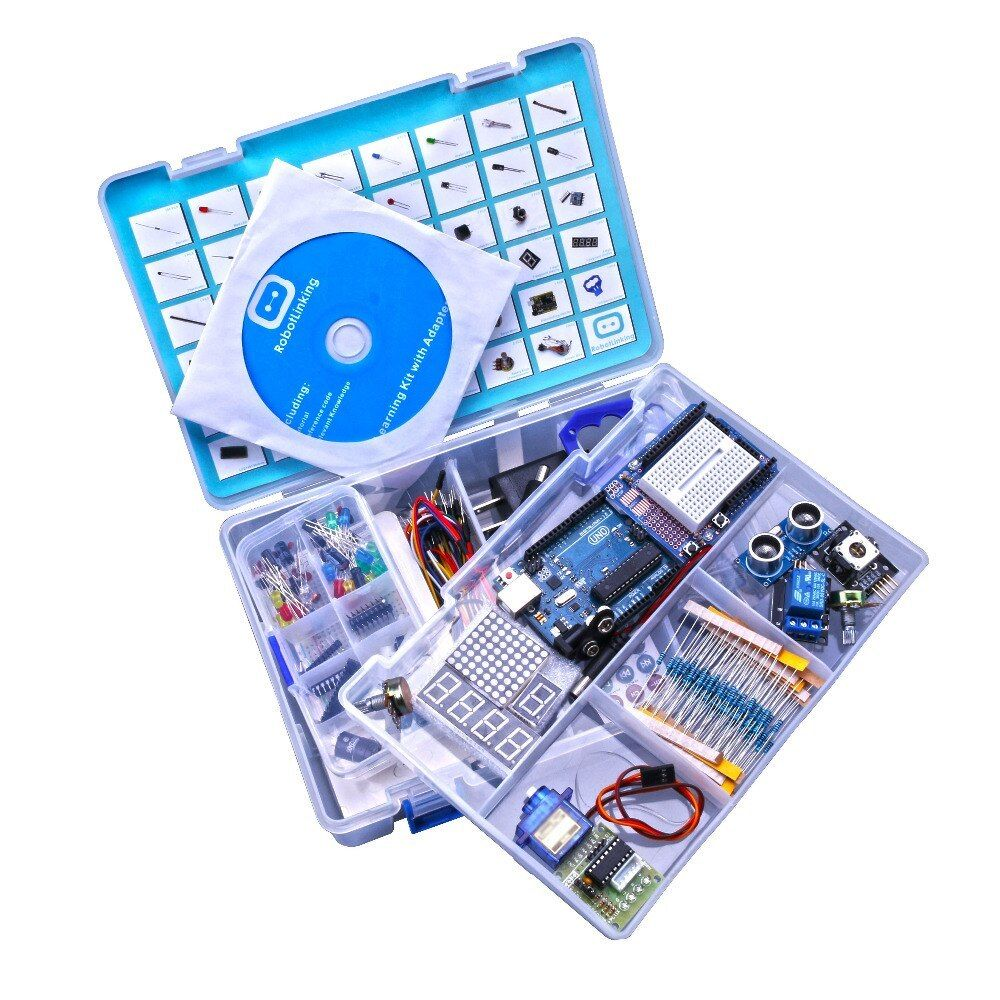 Kuongshun Super Starter kit/Learning Kit for arduino Starter