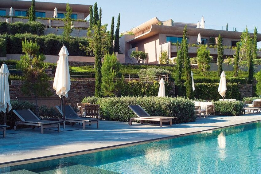 Hotel La Réserve by JeanMichel Wilmotte (avec images