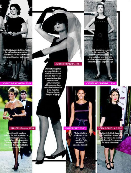 38a5220e79a Every woman must own a Little Black Dress (LBD) that makes her feel  confident