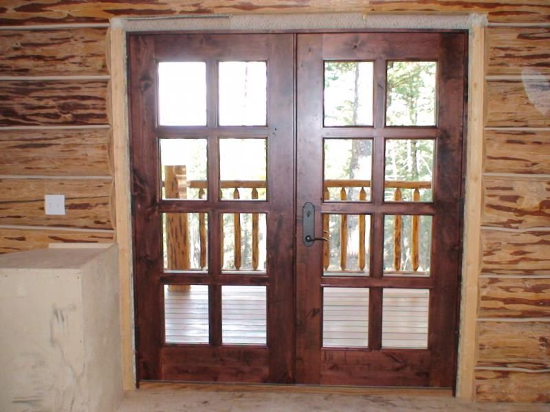 Interior French Doors With Glass Interior Exterior Solid Wood