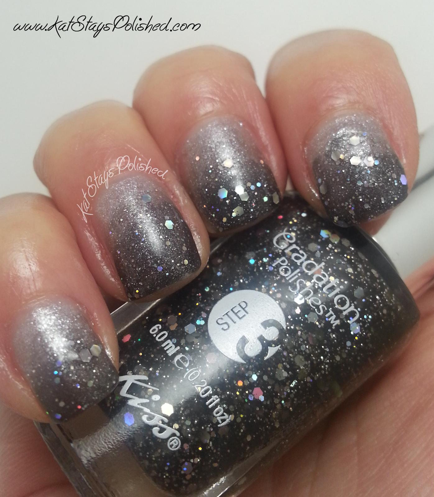 Kiss Nails Gradation Polish | Nails | Pinterest | Kiss nails