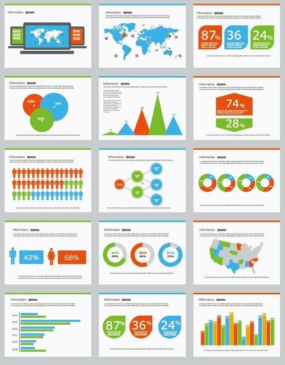 infographic elements free