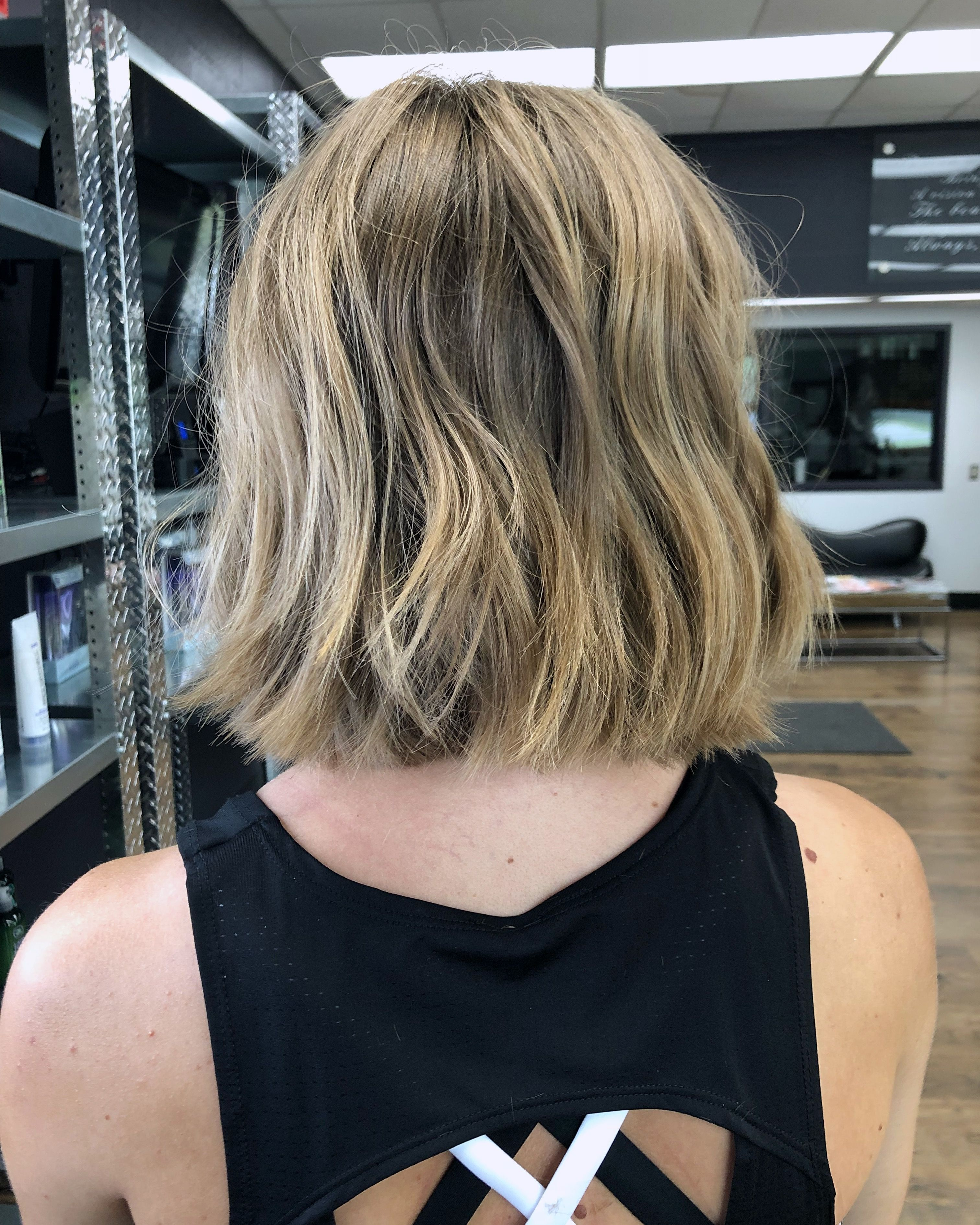 Hair By Tonyiijoseph Ig Texture Balayage Highlights