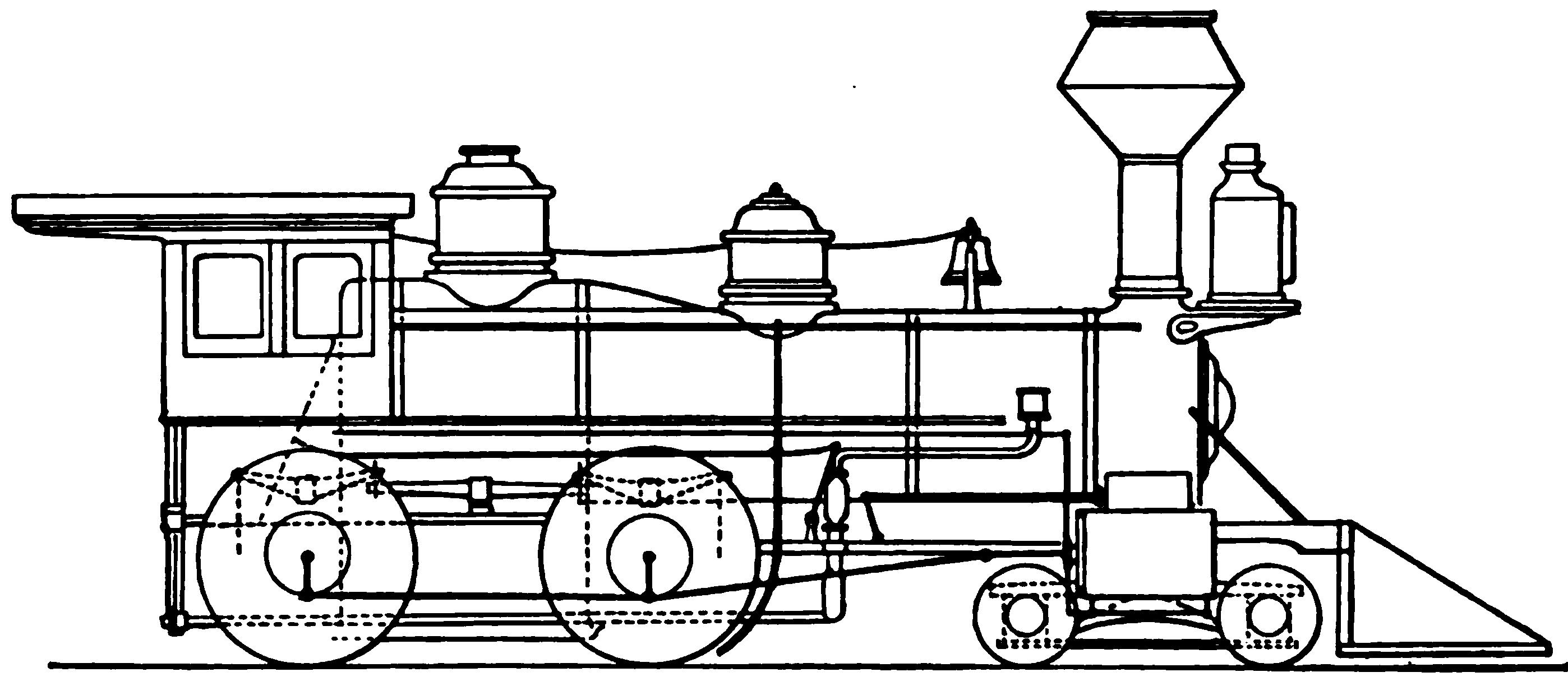 Toy Train Blueprints