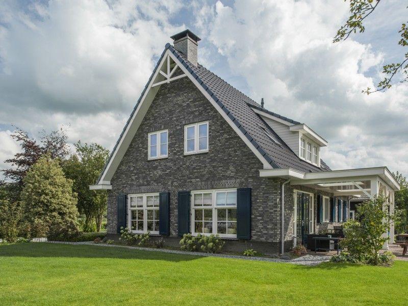 Nieuwbouw vrijstaande woning holland dutch netherlands