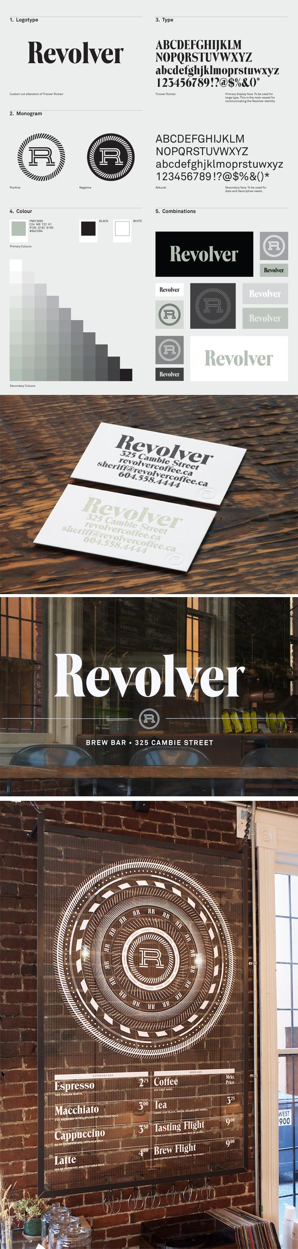 identity / revolver - bar