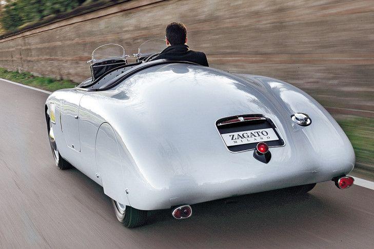 Ruote Rugginose: 1937 Lancia Aprilia Zagato