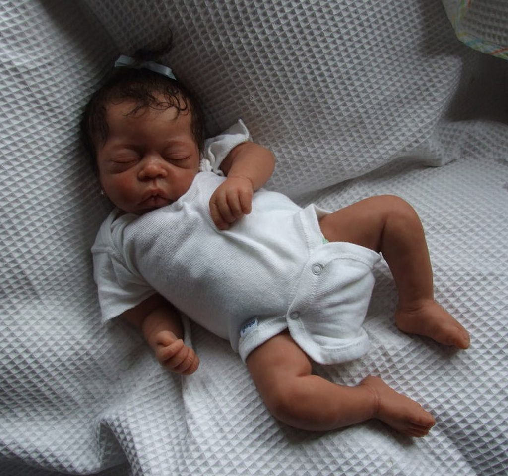 10 Inches Full Body Silicone Reborn Babies Doll Handmade