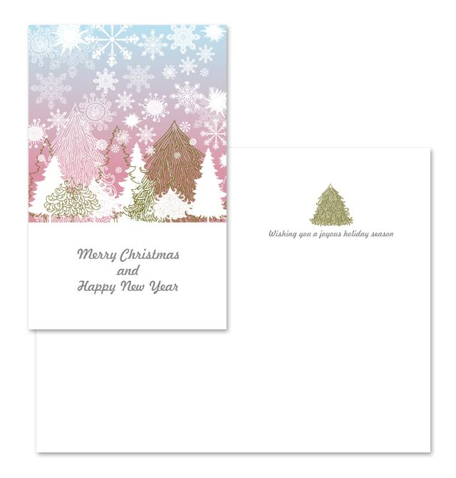 Xmas Greeting Card Template  Creative Brochure Templates