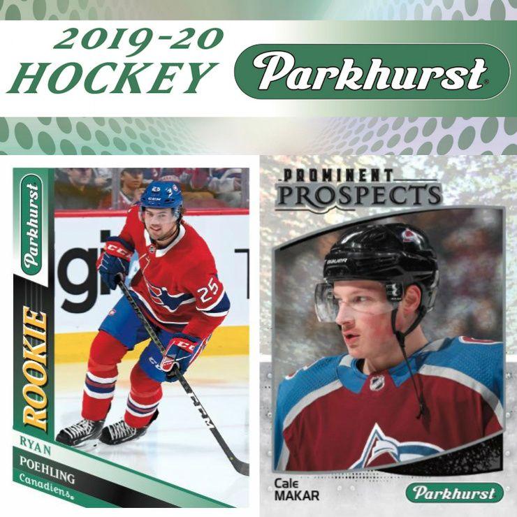 2019 20 Parkhurst Hockey Checklist Upper Deck Set Info Boxes Odds Hockey Parkhurst Hockey Cards