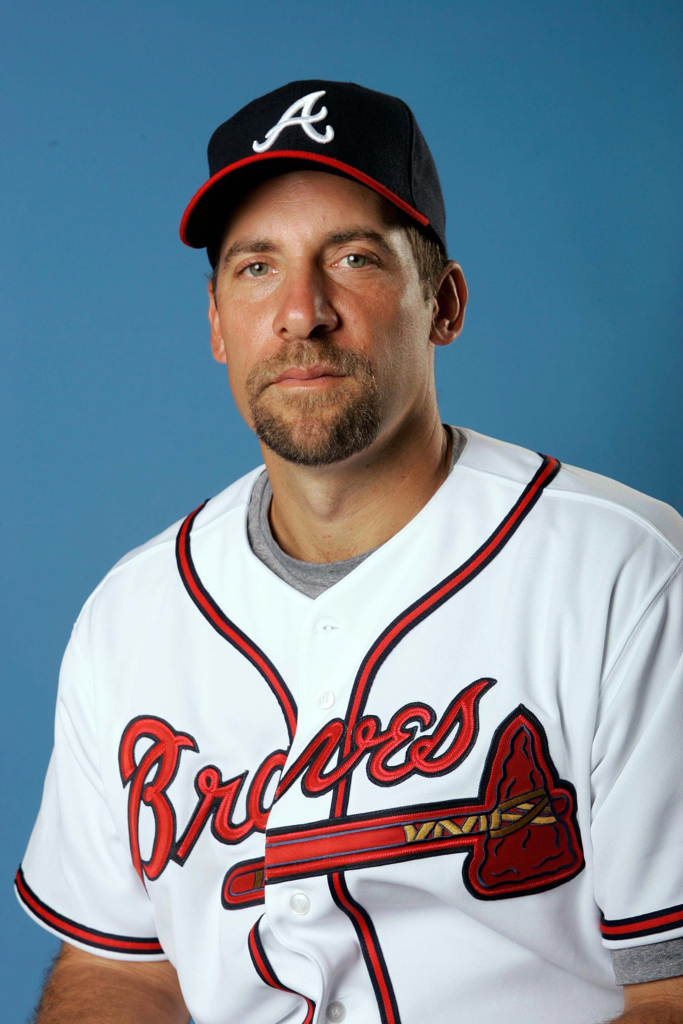 John Smoltz Usabaseball Atlanta Braves Baseball Braves Baseball Usa Baseball