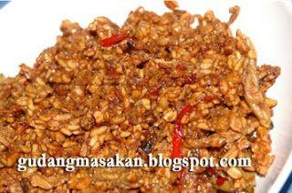 Resep Koki Resep Masakan Sambal Goreng Tempe Manis Resep Masakan Makanan Masakan