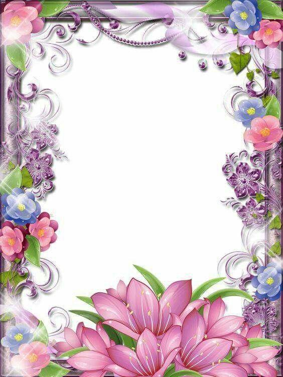 Blumen Bilderrahmen pin vane auf marcos bilderrahmen und basteln