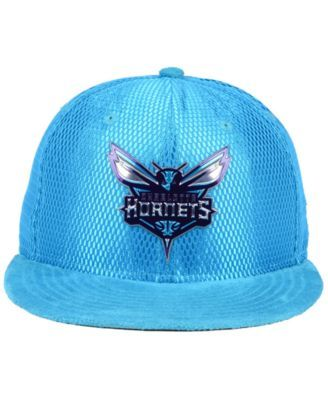 super popular d9039 41462 New Era Charlotte Hornets On-Court Collection Draft 59FIFTY Fitted Cap -  Blue 7 1 8