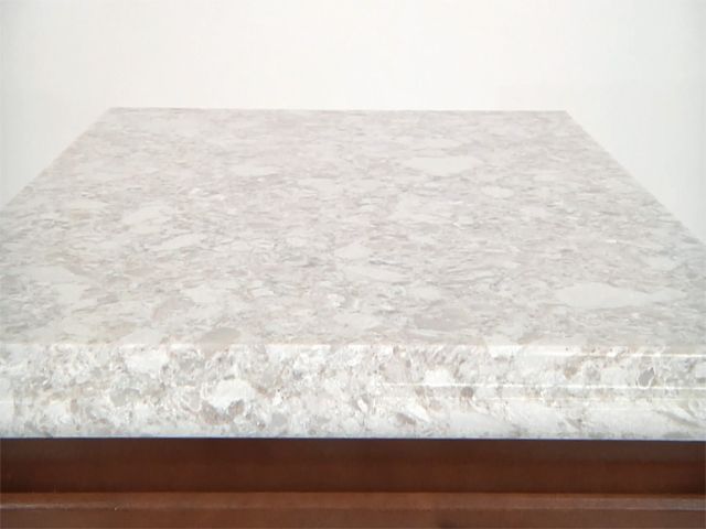 Riverstone Quartz Countertop Sample At Menards