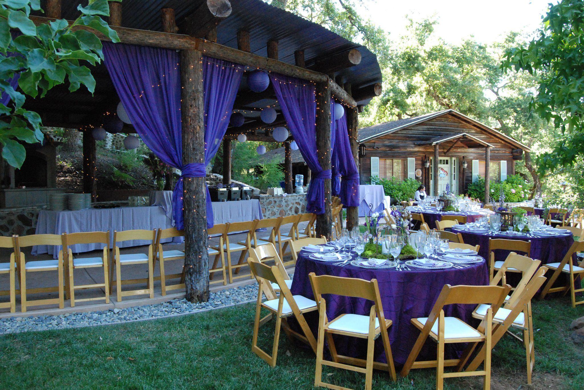 Creekside Terrace, Los Gatos wedding venue California