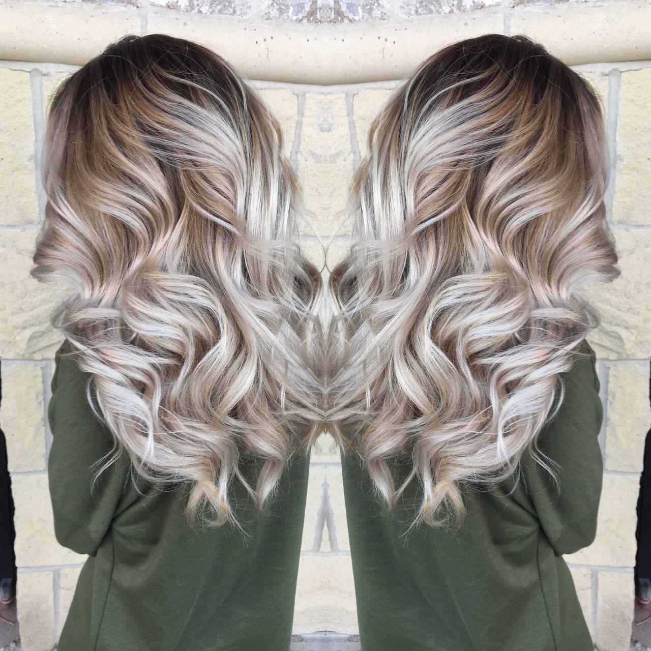 Hair by me jordyn elias redken balyage blondebalyage