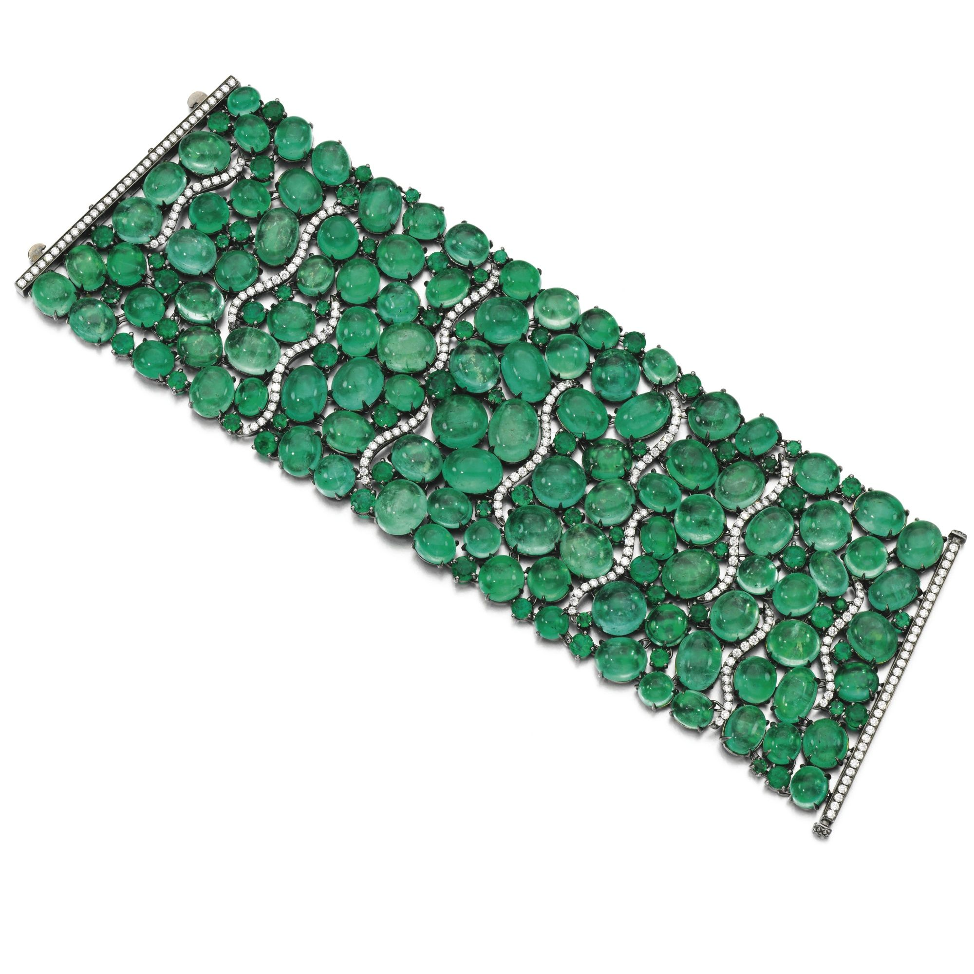 p s green sharp emerald quartz heat treated