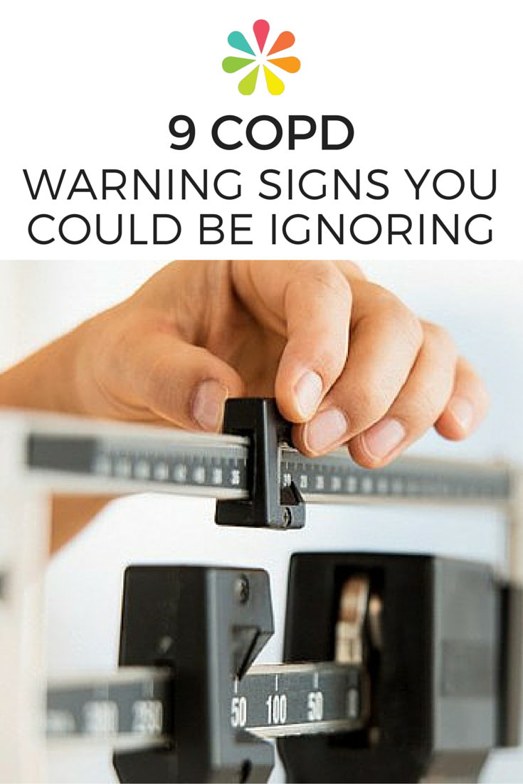 9 COPD Warning Signs You Could Be Ignoring